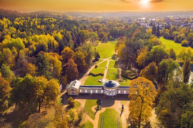 Karlsbad - Marienbad - Franzensbad