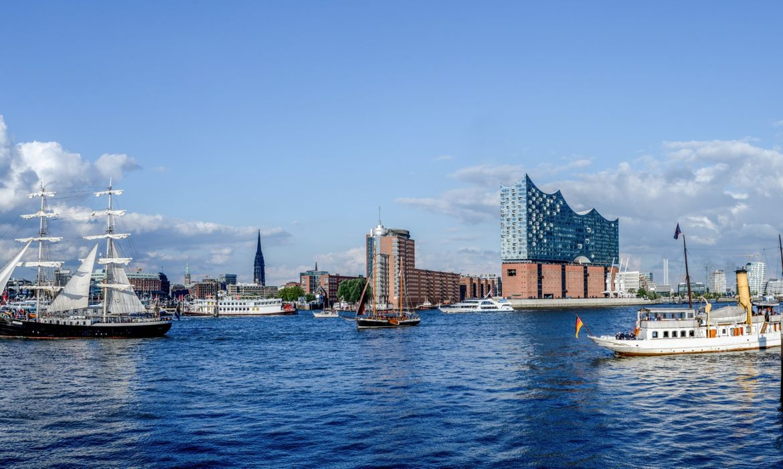 Hamburg mit Helgoland