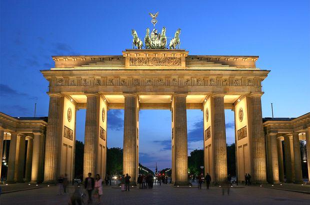 Weltmetropole Berlin