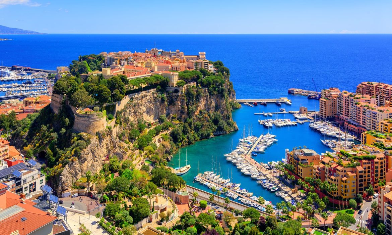 Côte d'Azur - die französische Riviera