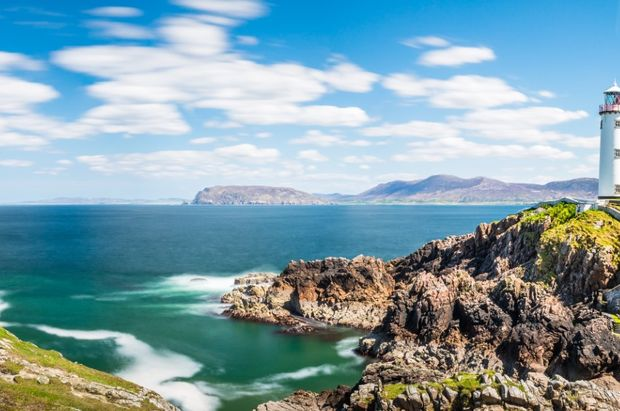 Atemberaubendes Irland