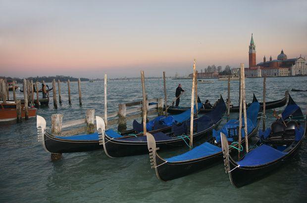 Venedig - Herbst in der Lagunenstadt