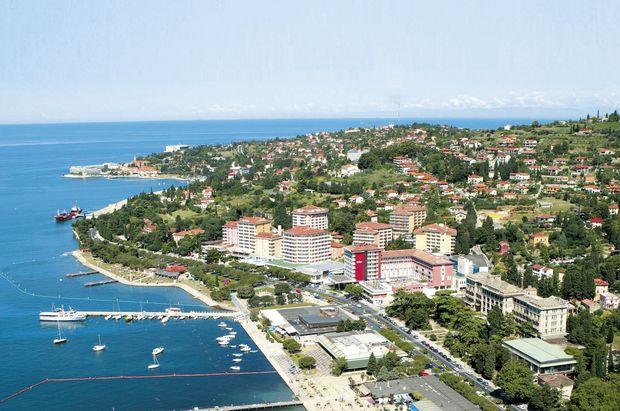 Portoroz - Erholung & Sommerurlaub an der Adria