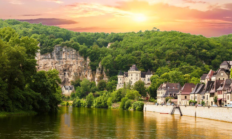 Auvergne - Perigord: das Herz Frankreichs