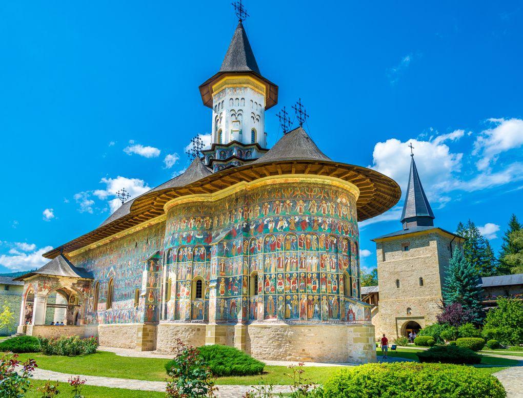 Rumänien - Siebenbürgen & die Moldauklöster