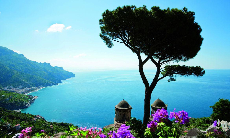 Traumküste Amalfitana